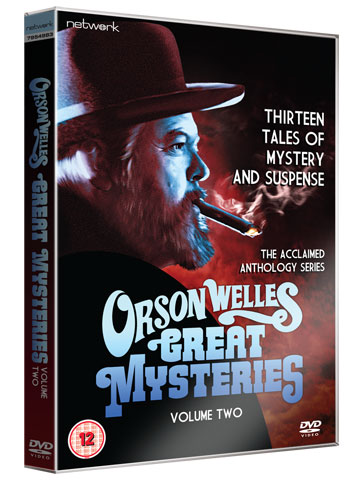 Orson Welles Great Mysteries Review cover