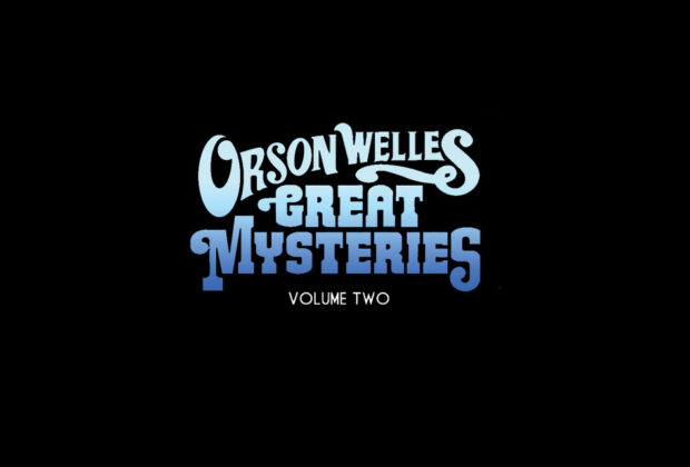 Orson Welles Great Mysteries Review main logo