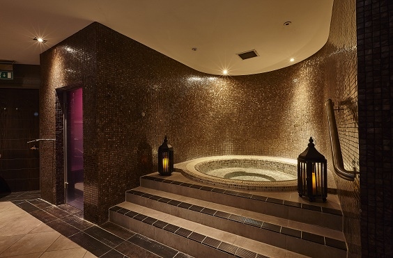 Oulton Hall spa review VIP Treatment Room