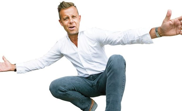 An Interview With Pat Sharp 2019