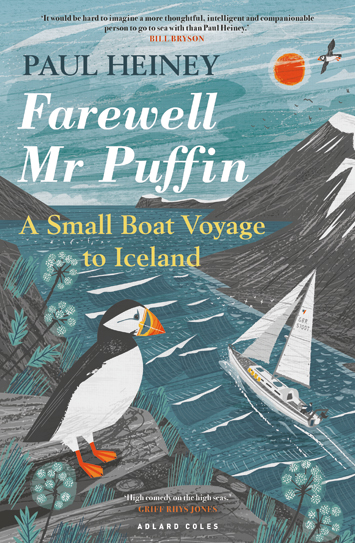 Paul Heiney Farewell Mr Puffin book review cover