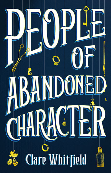 People of Abandoned Character Clare Whitfield book Review cover