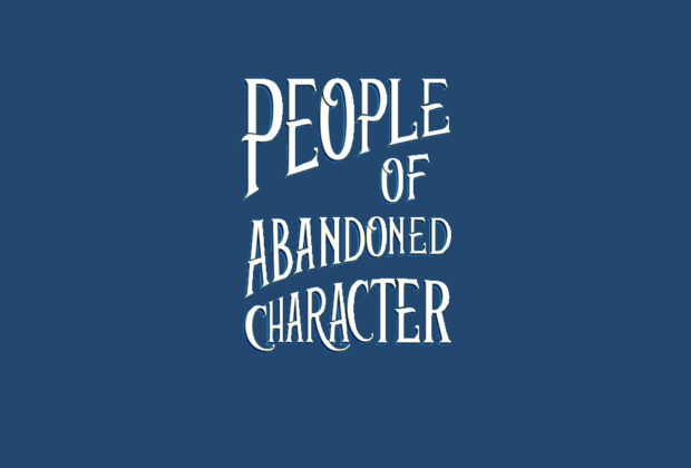 People of Abandoned Character Clare Whitfield book Review main logo