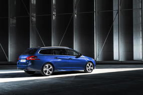 peugeot 308 sw gt car review it 39 s a fully loaded. Black Bedroom Furniture Sets. Home Design Ideas