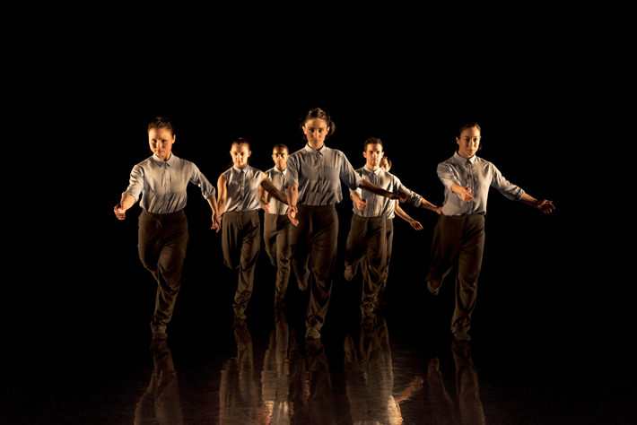 Phoenix Dance The Rite of Spring Left Unseen Review York Theatre Royal October 2019 dancers
