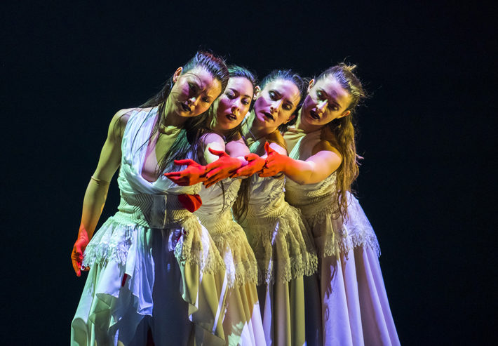 Phoenix Dance The Rite of Spring Left Unseen Review York Theatre Royal October 2019 leeds
