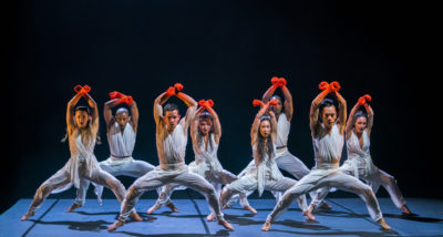 Phoenix Dance The Rite of Spring Left Unseen Review York Theatre Royal October 2019 main