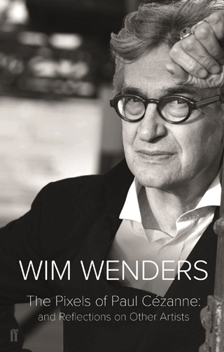 Pixels of Paul Cézanne wim wenders book review cover
