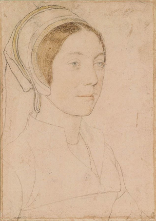 Pontefract Castle and Katherine Howard History portrait
