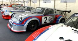 Porsche Celebrate 70th anniversary at 2018 Goodwood Festival of Speed main