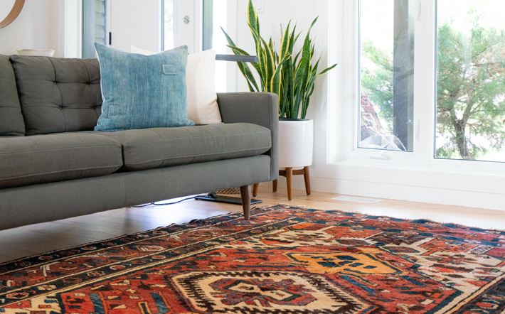 Preparing Your Home for Winter rug