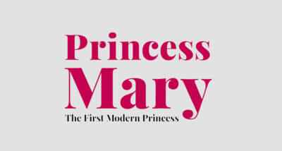 Princess Mary The First Modern Princess Elisabeth Basford book Review main logo