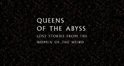 Queens of the Abyss, edited Mike Ashley logo