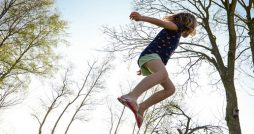 Reasons You Need a Trampoline in Your Life jump