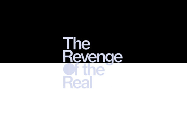 Revenge of the Real by Benjamin H. Bratton book Review logo