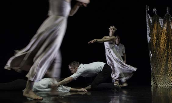 Rewind Forward Yorke Dance Project Review Stanley and Audrey Burton Theatre Leeds hamlet 2