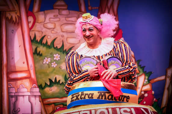 Jack And The Beanstalk Huddersfield 2017