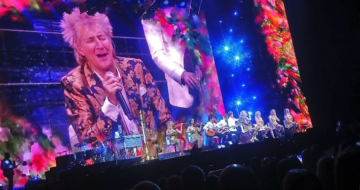 Rod Stewart Live Review Leeds Arena 2019