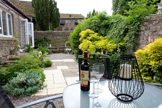Rokerby Cottage Hutton Magna Teesdale review garden