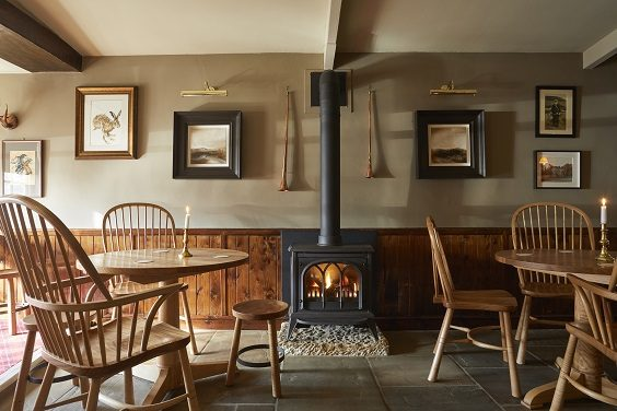 Rokerby Cottage Hutton Magna Teesdale review rose and crown
