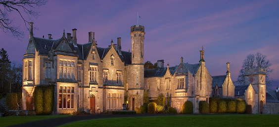 Scottish borders roxburghe hotel