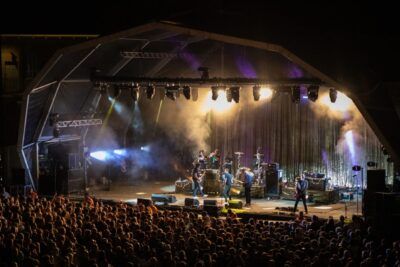 Shed Seven The Piece Hall Halifax 2021