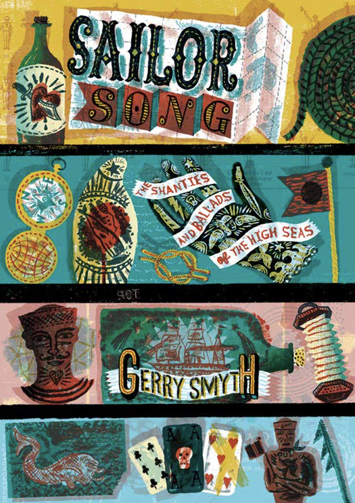 Sailor Song The Shanties and Ballads of the High Seas Gerry Smyth Review book cover