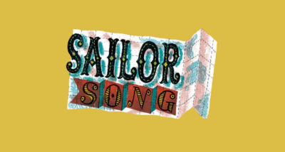 Sailor Song The Shanties and Ballads of the High Seas by Gerry Smyth book Review logo