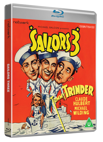 Sailors Three Film Review cover