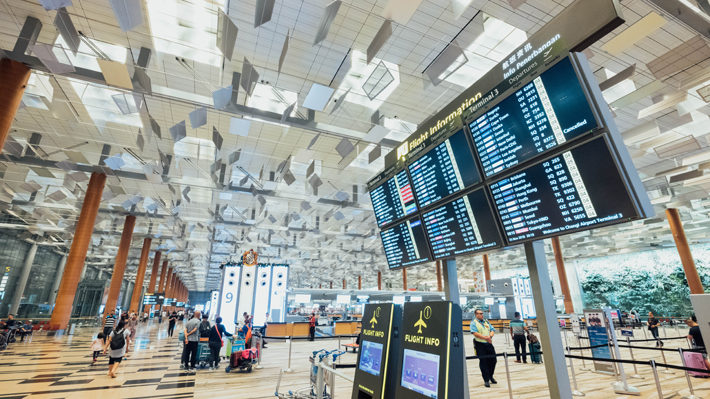 Securing Compensation from an EU Based Airline lounge