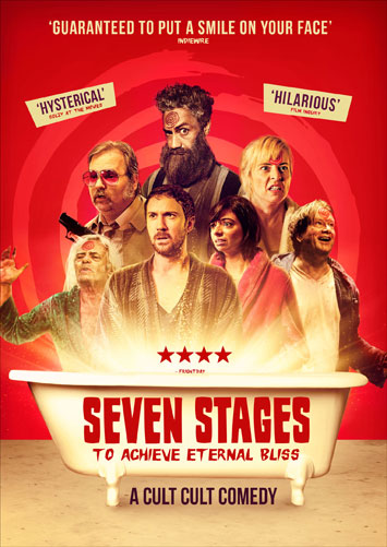 Seven Stages to Achieve Eternal Bliss Film Review poster
