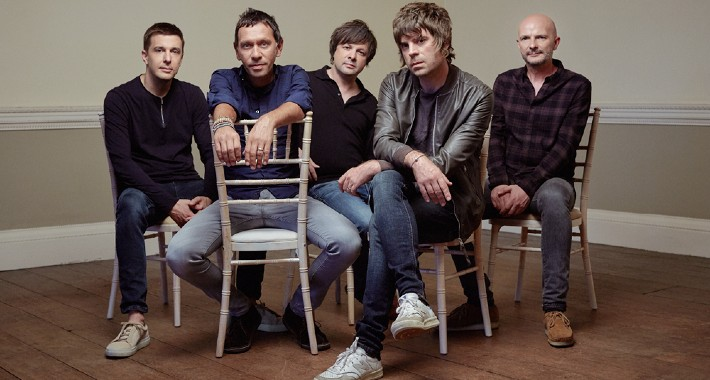 Shed Seven To Play The Piece Hall, Halifax in Huge Summer Show