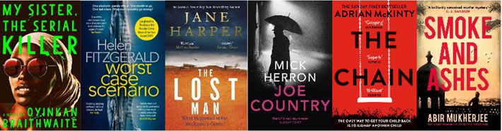 Shortlist for Theakstons Old Peculier Crime Novel of the Year Announced books