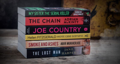 Shortlist for Theakstons Old Peculier Crime Novel of the Year Announced main