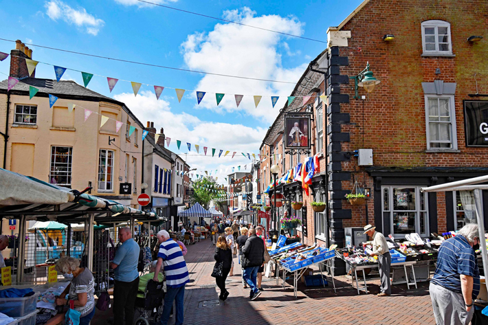 Shropshire Travel Review Oswestry
