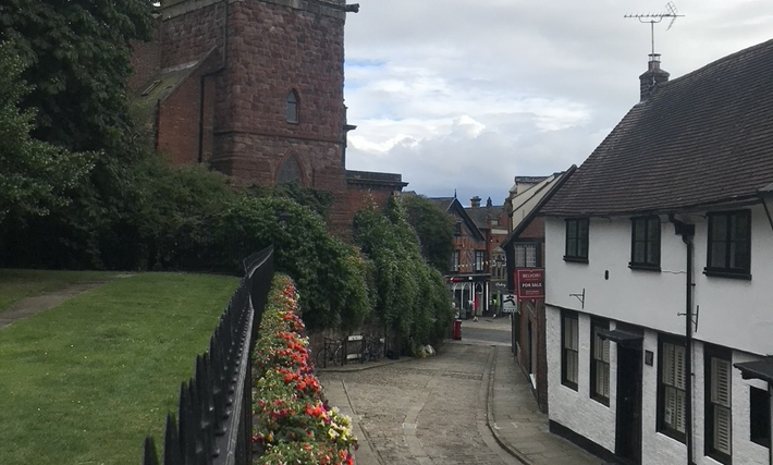 Shropshire Travel Review Wesley House