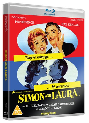 Simon and Laura Film Review cover