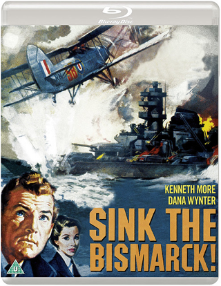 Sink the Bismarck Film Review cover