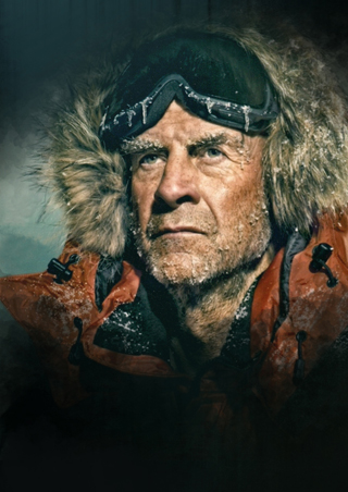 Sir Ranulph Fiennes interview explorer