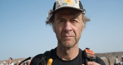 Sir Ranulph Fiennes interview portrait