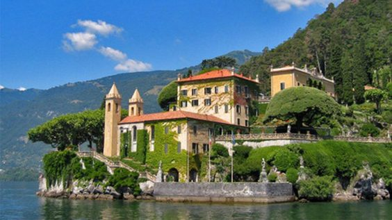 Some of the Very Best European Road Trips lake como