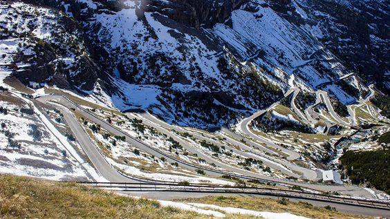 Some of the Very Best European Road Trips stelvio pass