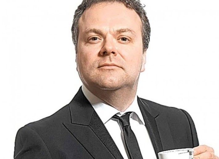 Spaced Out Comedy Hal Cruttenden