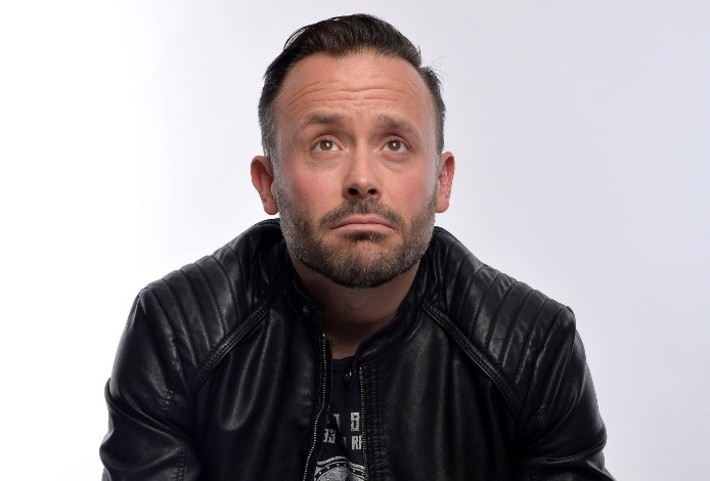 Spaced-Out Comedy Halifax Geoff Norcott