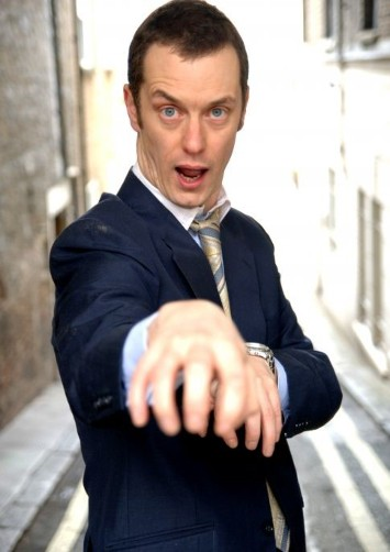 Spaced-Out Comedy Halifax Paul Tonkinson