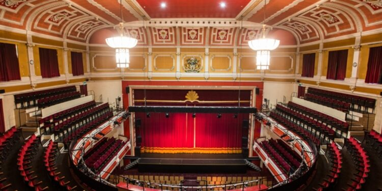 Spaced Out Comedy Halifax Victoria Theatre Auditorium 1 Resized