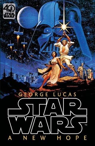 Star wars - Episode IV - A New Hope - 40th Anniversary