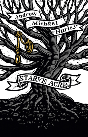 Starve Acre Andrew Michael Hurley Book Review cover