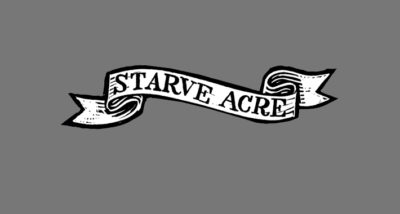 Starve Acre Andrew Michael Hurley Book Review logo main