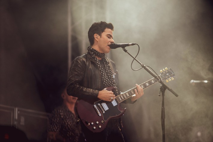 Stereophonics at Scarborough OAT 2